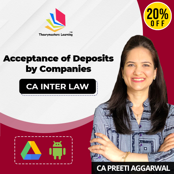 acceptance of deposits by companies