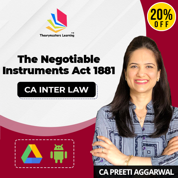 the negotiable instruments act 1881