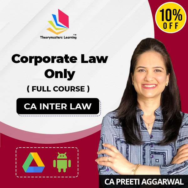 corporate law course