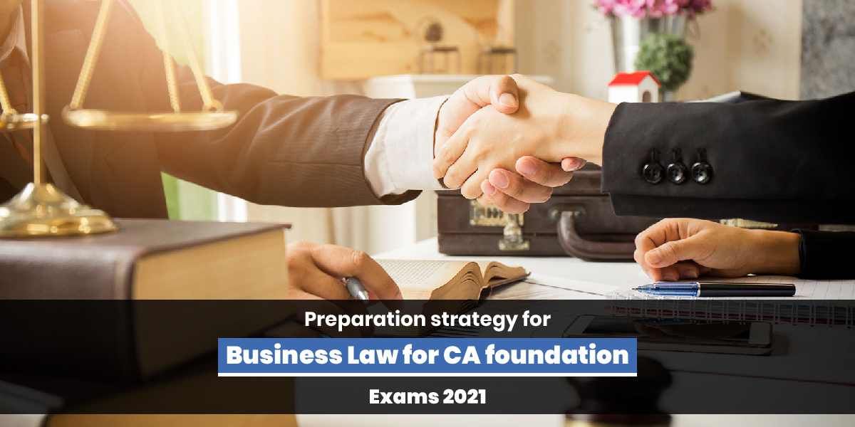 Business Law for CA Foundation