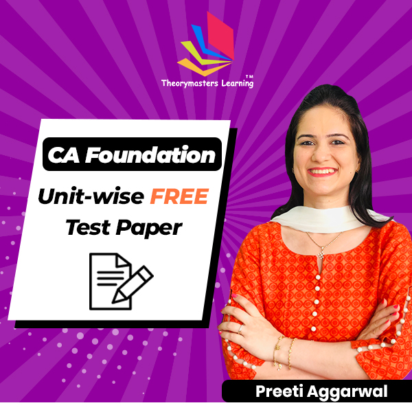 ca foundation test papers